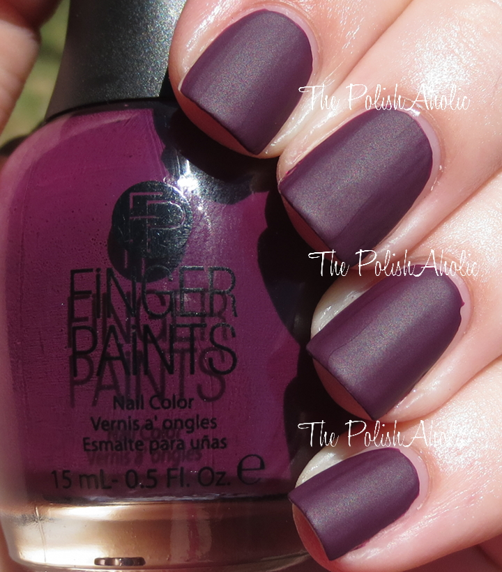 the polishaholic finger paints film noir collection swatches review. Black Bedroom Furniture Sets. Home Design Ideas