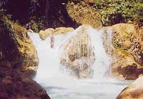 Agusan del Sur, Binaba Falls