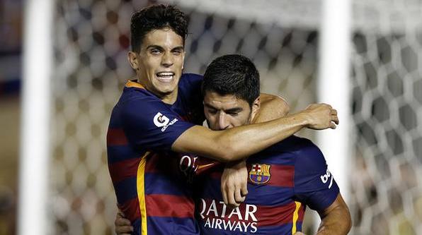 Tur pramusim: Barcelona 2-1 LA Galaxy