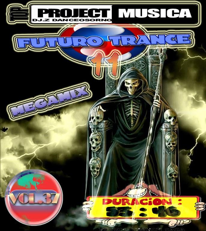 MEGAMIX - FUTURO TRANCE VOL.11