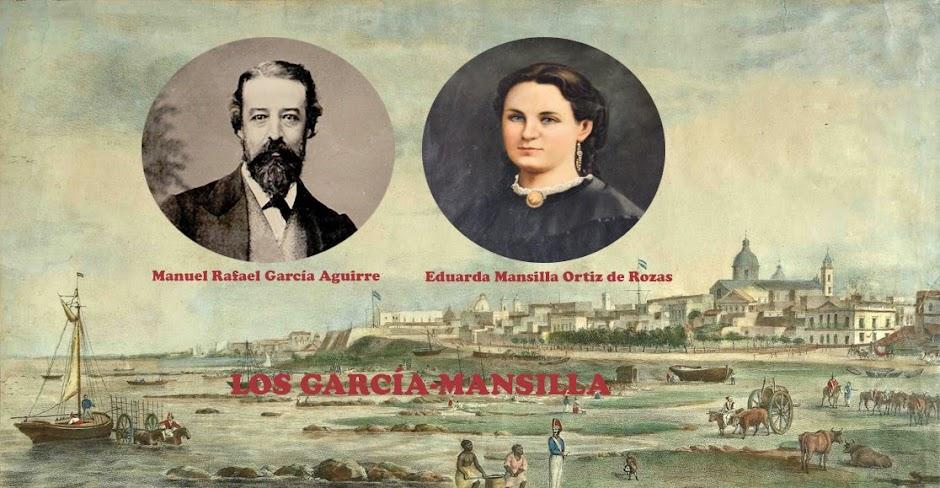 """Los García-Mansilla  """"Piérdase todo sálvese el honor"""""""