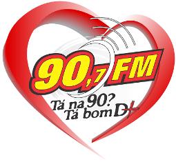 Rádio 90 FM de Ribas do Rio Pardo MS ao vivo