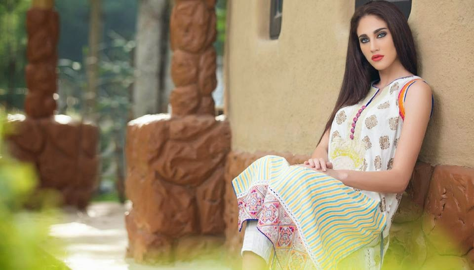 Firdous summer dress collection