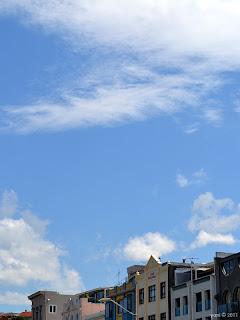 bondi skyline
