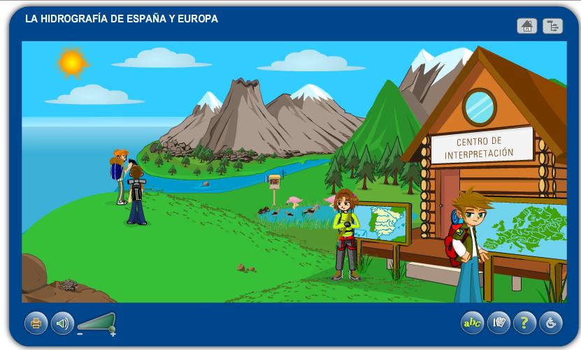 6 DE PRIMARIA Unidad 2 Sociales Europa