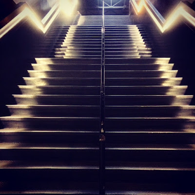 Stairway to Heaven at Tate