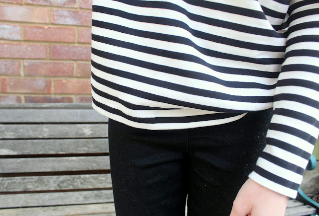Monochrome Joni jeans Topshop fashion bloggers