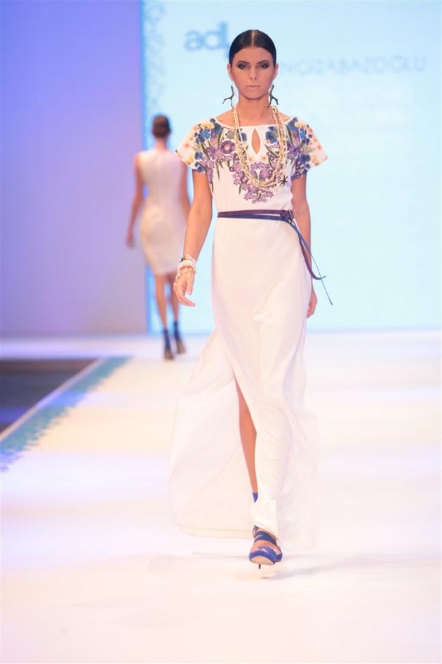 adl yaz elbise modelleri 2013 7 2013 Çiçekli elbise modelleri
