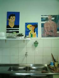 O atelier.....