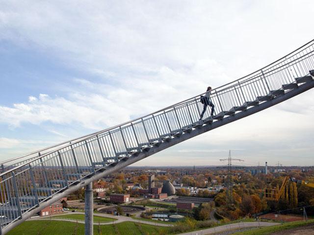Rollercoaster Untuk Pejalan Kaki