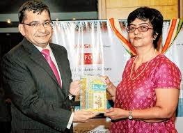 British Deputy High Commissioner Sanjay Wadvani launches Sindh book in Kolkata