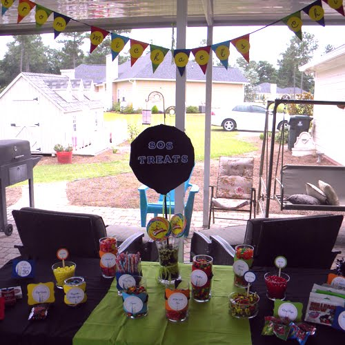 Surprise 30th birthday party for michael life begins at for 30th birthday decoration ideas for her