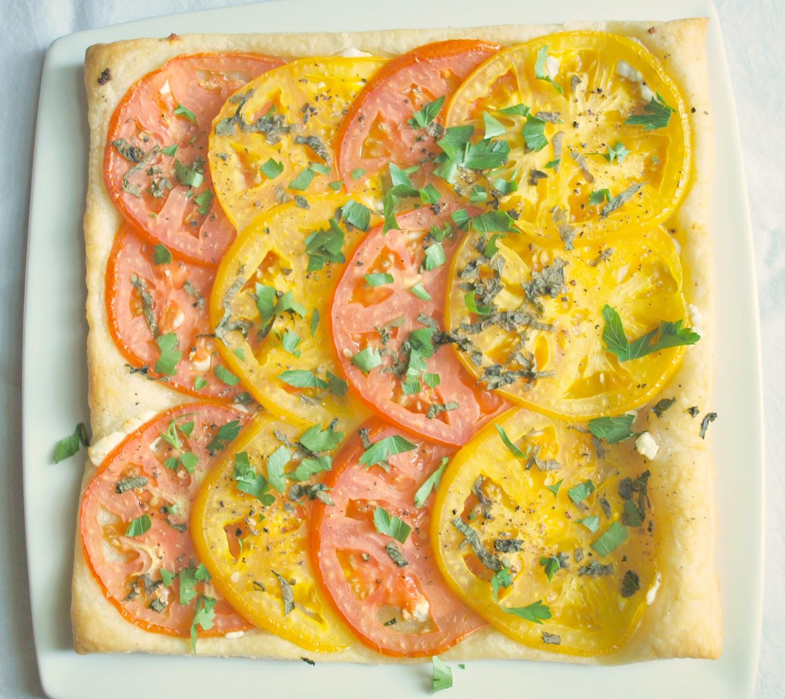 free tomato tart three cheese tomato tart recipes dishmaps tomato ...
