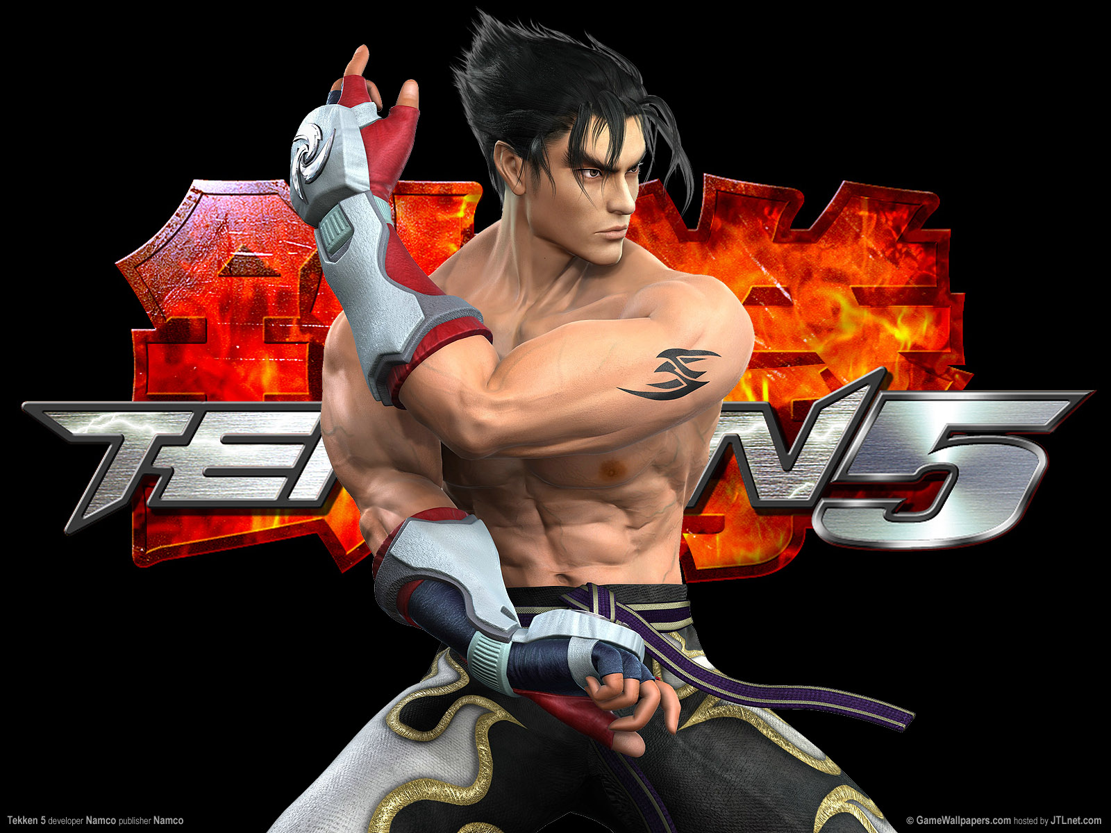 Tekken 5 Is Credited For Taking The Series Back To Its Roots It Incorporates A Faster More Fluid Fighting System Improved Graphics Returning Characters