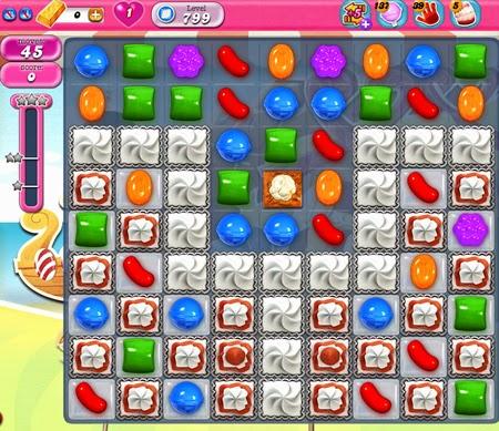 Candy Crush Saga 799
