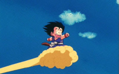 awan kinton dragonball