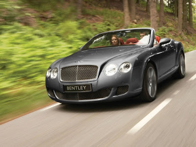 Continental Acura on Fastest Cars  Bentley Continental Supersports Convertible Top Cars