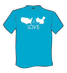 Adoption fundraiser Tshirt #1