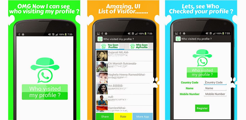 Как установить на whatsapp на свой профайл