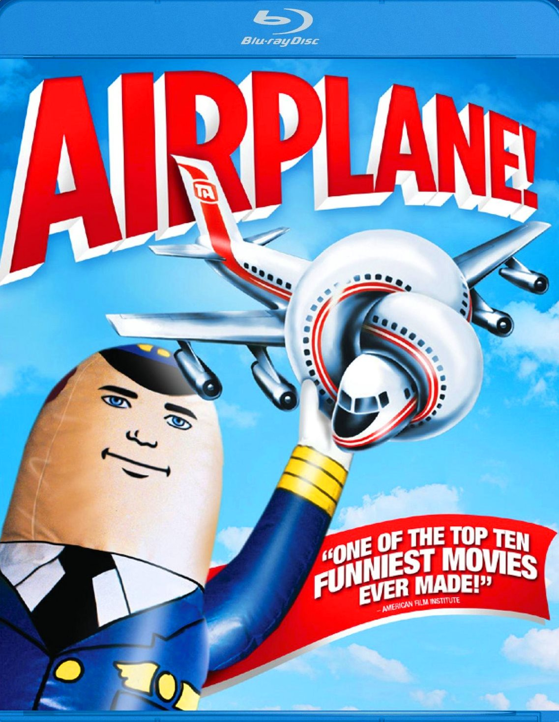 Airplane! (1980) Movie Review - YouTube