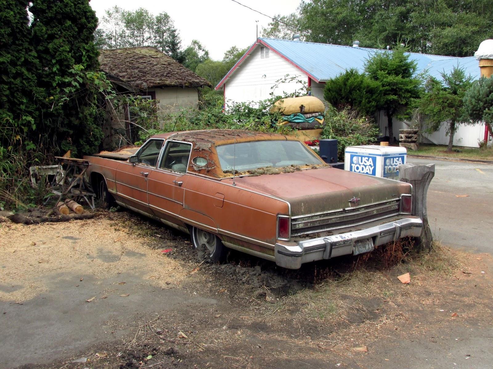 Seattle U0026 39 S Classics  1977 Lincoln Town Car