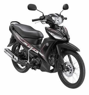 Tampilan Baru Motor Yamaha Vega RR