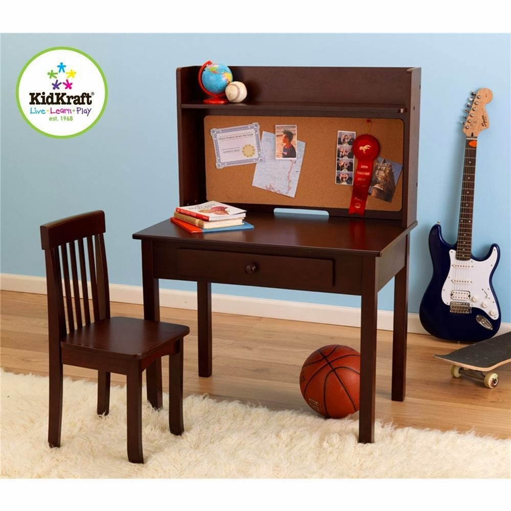 Modern kids desks kids desks for Best desk chair for kids