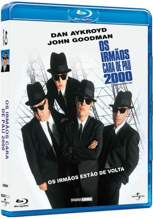 Os Irmãos Cara de Pau 2000  Dublado  BRRip 720p AVI
