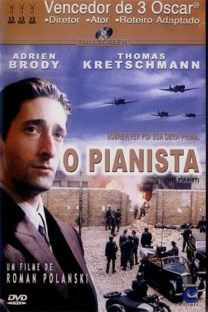 Filme O Pianista Dublado AVI DVDRip
