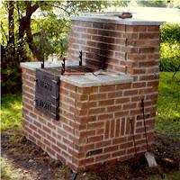 Brick Barbecues3
