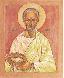 What did Justin Martyr teach?