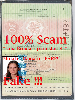 Gold From Ghana Dating Scams