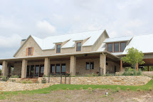 Texas Hill Country House with Metal Roof