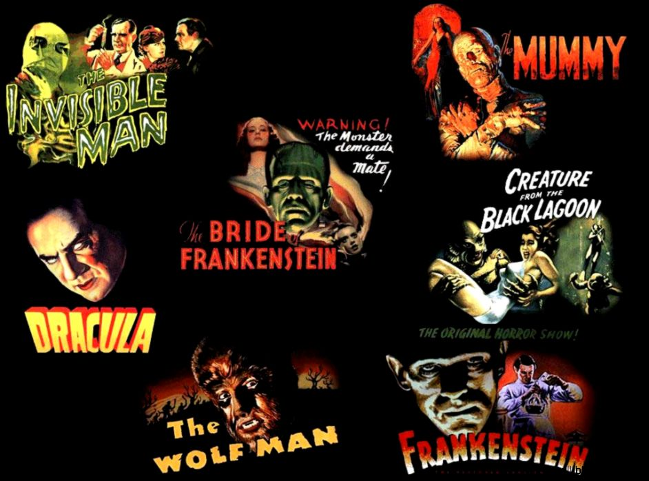 Universal  Movie Monsters