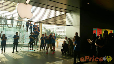 Apple IFC 店直擊!iPad Air 即場回收價慘淡