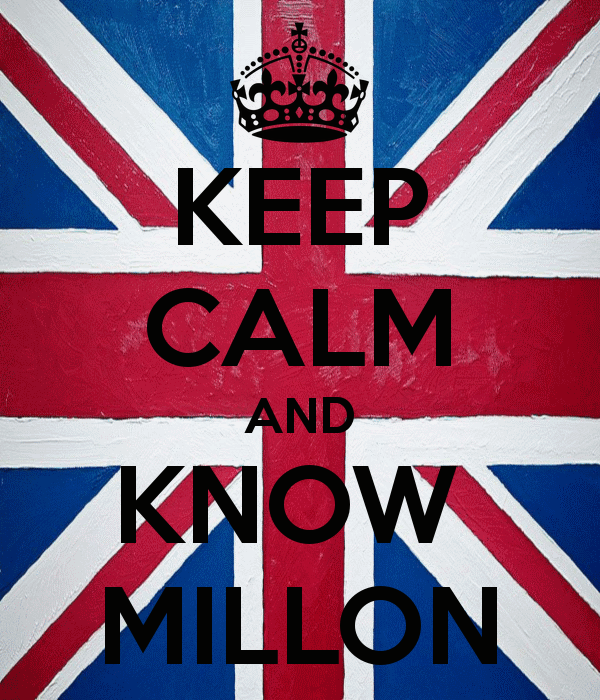 Keep Calm Psychiatry - Millon