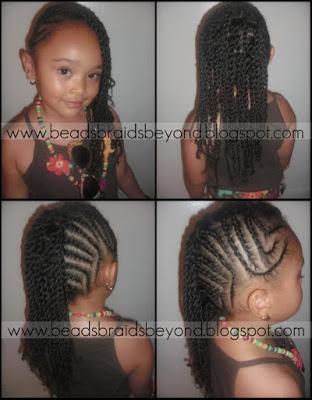 Little Girl Hairstyles Braids