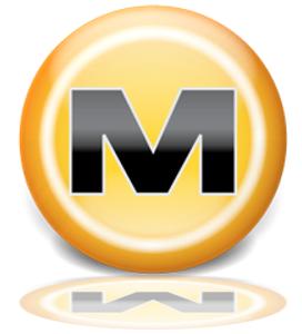 Site de compartilhamento Megaupload.