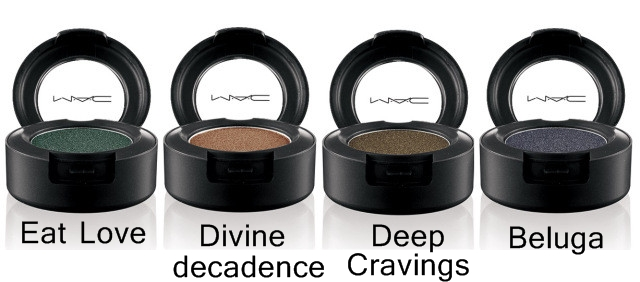 sombras mac indulge