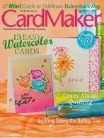 CardMaker Magazine Logo