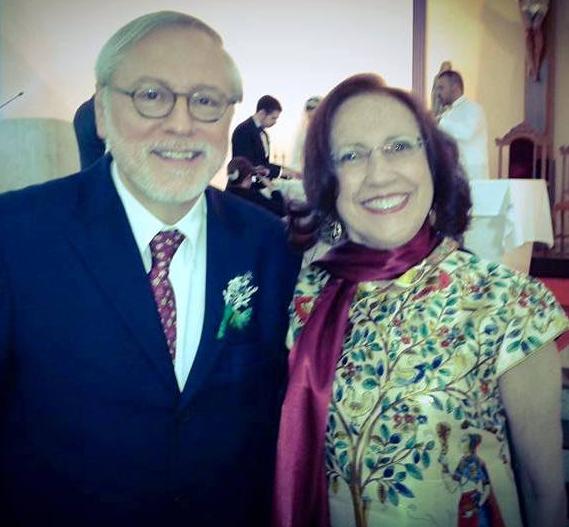 Paulo Roberto e Carmen Lícia
