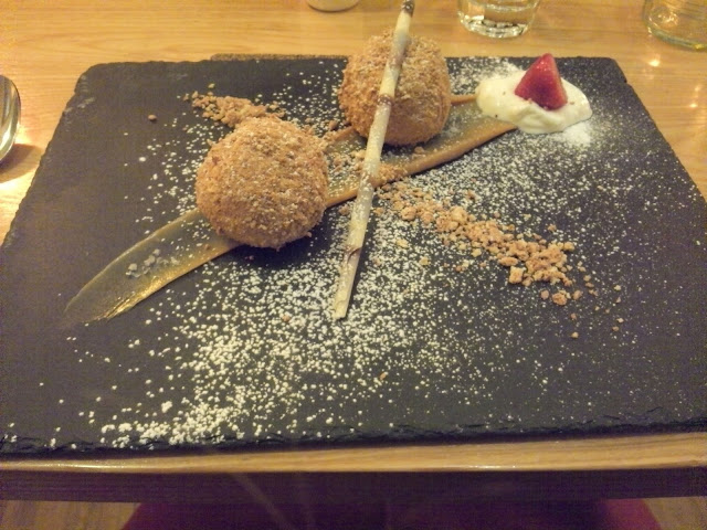 Greenbanks hotel restaurant review Dereham Norfolk