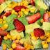 Strawberry, Avocado and Corn Salad