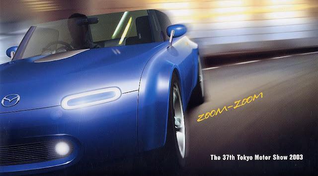 Roadster.Blog: Mazda Ibuki Concept