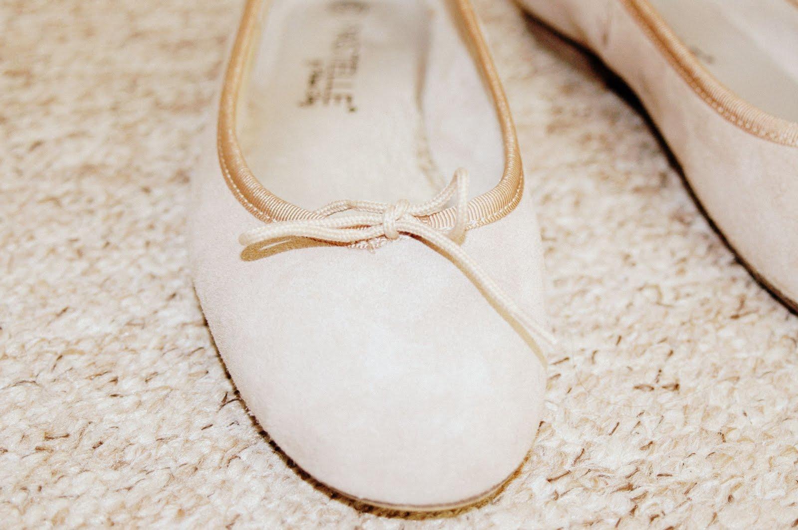 pastelle ballerinas