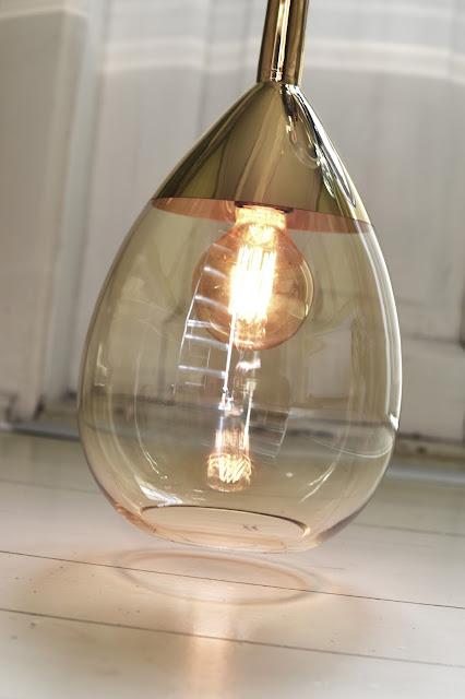 Eklusive LUTE lamper i mundblæst glas_shop online hos House of Bæk & Kvist