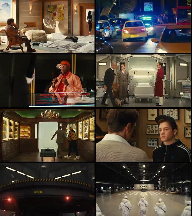Kingsman The Secret Service 2014 Hindi Dual Audio 480p BluRay