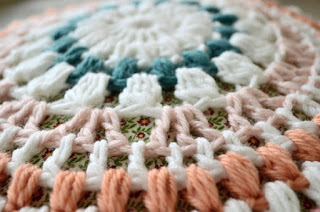 Chicmix's Crochet Coasters available for sale on etsy