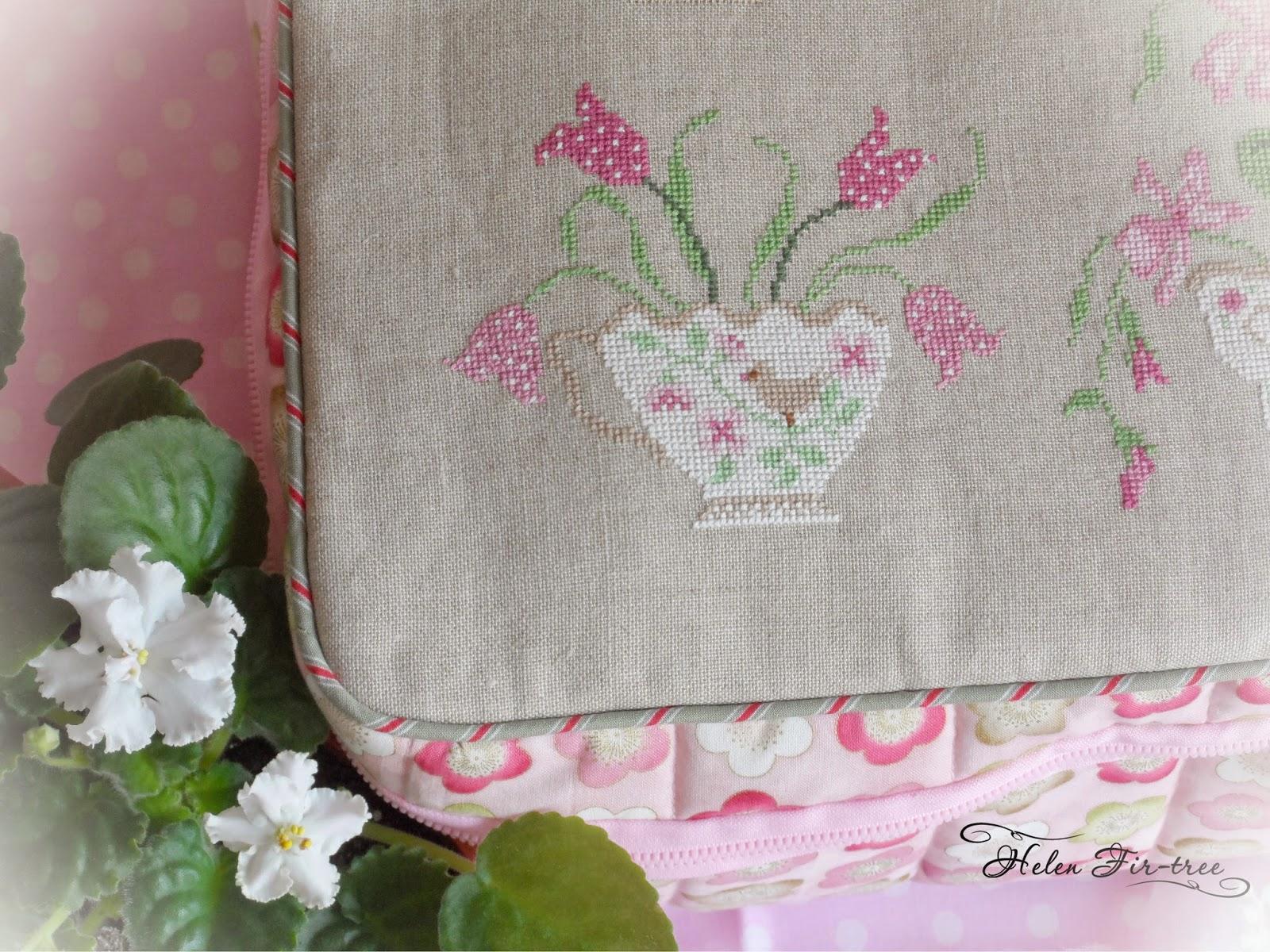 Helen Fir-tree вышивка крестом органайзер stitch organizer