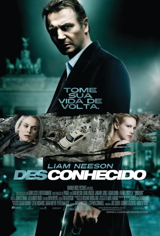 Download Unknown Desconhecido BDRip Dual Audio Xvid